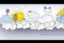 Il sole e la nuvola