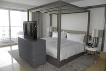 CONRAD hotel ft. Paulo Antunes / One project in Portugal. Paulo Antunes (furniture - contract).