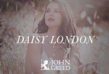 D A I S Y  L O N D O N / Discover the iconic English Daisy London jewellery at John Greed. Natural beauty and positive energy this way! --> http://jgj.im/1UgASOh