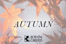 A U T U M N / Stay warm and cosy this Autumn. As the leaves begin to change - so does your style.