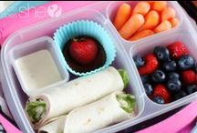 Lunch Boxes 101 / We've simplified the lunch box routine by sharing some of our favorite products that will help you feel prepared and ready to send your kid off to school with confidence... and a good lunch! / by How Does She