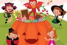 Everything Halloween / Halloween food, Halloween crafts, Halloween activities...seriously...everything Halloween