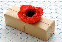 love | giftable / #giftideas #giftwrap #presents