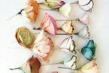 love | floral / #floral #inspiration