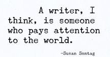 Writing Quotes and Inspiration / Every writer needs a boost of inspiration and here we aim to do just that.  You will also find fantastic quotes about writing or just random quotes from writers, sure to inspire you, make you think or just make you laugh.