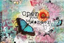 Scrapbooking Inspiration / by Delia Crooks