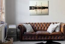 Masculine Chic / Room that have a dude feel. / by Recycled Design