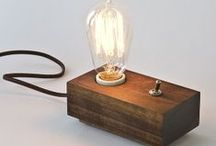 Find your bulb / Creative bulbs and lamps designs.
