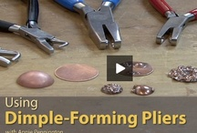 Jewelry Making Videos / Check out our free jewelry-making tutorials! Watch and learn new techniques from Bead Style, Bead&Button, and Art Jewelry magazines! / by Kalmbach Jewelry Making