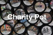 Charity Pot / Our Charitable Givings program helps grassroots charities all over the world... and in our own backyards, too! See what the LUSH family, and our partners, have been up to. / by LUSH Cosmetics