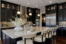 Kiss the cook! / Kitchen inspirations / by Brenda Mullett