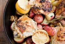 Kitchen: Chicken & Seafood Dishes