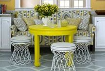 For the love of yellow