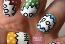 Nail Ideas / by Helen Auld