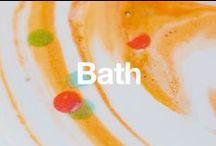 Bath / Bath Bombs, Bubble Bars, and Luxury Bath Oils - everything you need to make tub time terrific!