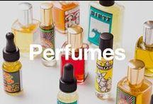 Perfume / by LUSH Cosmetics