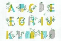 design | alphabetical / #letters #alphabet #lettering #handlettering