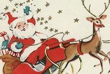 Feliz Navidad / All things Christmas!!!!! / by Jenni Espinosa  (Creepycupcake)