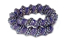 Peyote stitch / Peyote stitch is one of the most popular stitches for beaders.  / by Kalmbach Jewelry Making