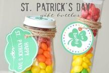Celebrating Saint Patrick's / Ideas to celebrate Saint Patrick's