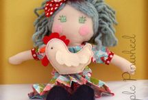 Dolls and Squishies / by Deborah Raymond