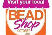 Visit Your Local Bead Shop / Kalmbach Jewelry-Making Magazines and Kalmbach Books have joined together to create this program aimed at supporting the growth of our independent beading retailers. The month-long celebration will inspire jewelry makers and encourage newcomers to explore the world of beading and jewelry making. / by Kalmbach Jewelry Making