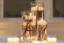 DIY Wedding Centerpiece Ideas / by Elizabeth Whisler