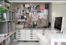 Newbury office & guest room