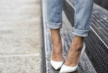 Shoe trend: white stiletto
