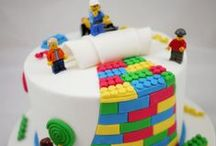 Cakes ideas / The most creative cake ideas for a birthday celebration, a wedding day, parties...