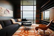 Living Room Lounging / by Lynn Kosowicz-Davis