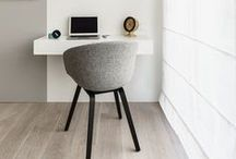 Inspirational work spaces / The best design workstations and work spaces decoration to find inspiration