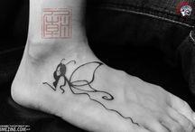Tattoo coolness / by Kirsten Valentine