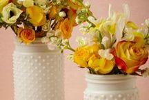 Vessel Love / Hudson Valley Weddings, Catskills Weddings / Inspiration from Hudson Valley Vintage Rentals. Rustic Weddings, Vintage Weddings, Boho Weddings, Eclectic Weddings, Country Weddings.