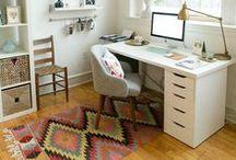 Office / Hangers / by Jennifer Haas