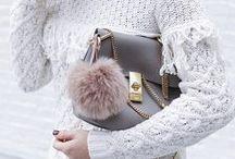 Fluff Bag Charm