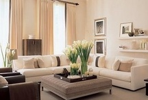 LIVING ROOMS / by Maria Nunez