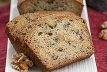 Bread Recipes / Yeast breads, quick breads, rolls, muffins and more delectable bread recipes!