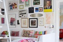 Decor inspiration / by Rachel
