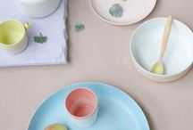 tableware / if its place is on a table it's here / by Megan Hild
