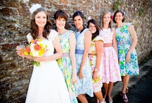 Where my bridesmaids at? / by Lizz B