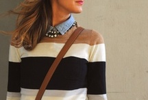 Brown/gray style