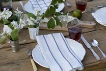 ♦ TABLE SETTING ♦