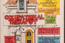 OT Stuff / All about Occupational Therapy / by Missy Haidle