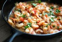 Shrimp! / If I had to choose 5 foods to eat for the rest of my life...Shrimp would be one of them! SHRIMP!!!!
