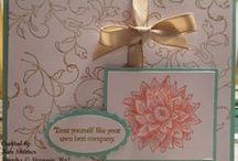 1 Creative Elements SU Cards / by Virginia Smith