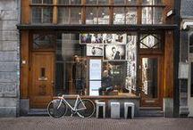 Storefronts + Signages