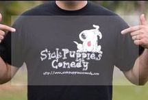 #Improv Sick Puppies Comedy / www.sickpuppiescomedy.com