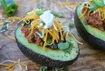 Avocado Recipes / Avocado Recipes! So many thing you can do with an avocado! YUM!!!