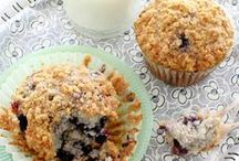 Wild Blueberry Breakfast Items